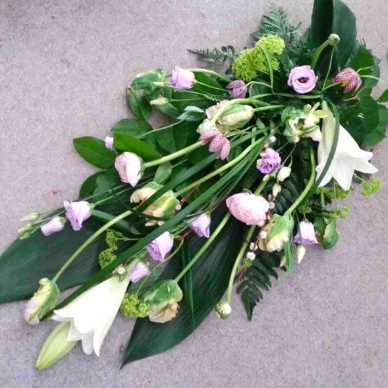 FRIHET begravningsblommor