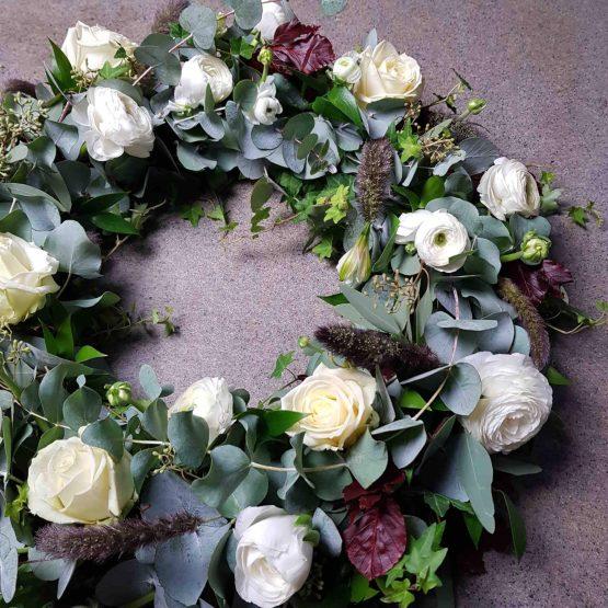 Begravningskrans provence