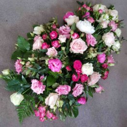 rosenskär kistbukett