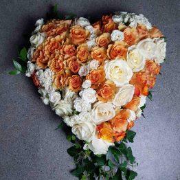 Hjärta till kista
