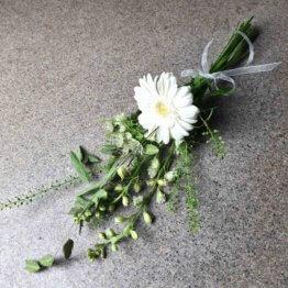 handbukett till begravning